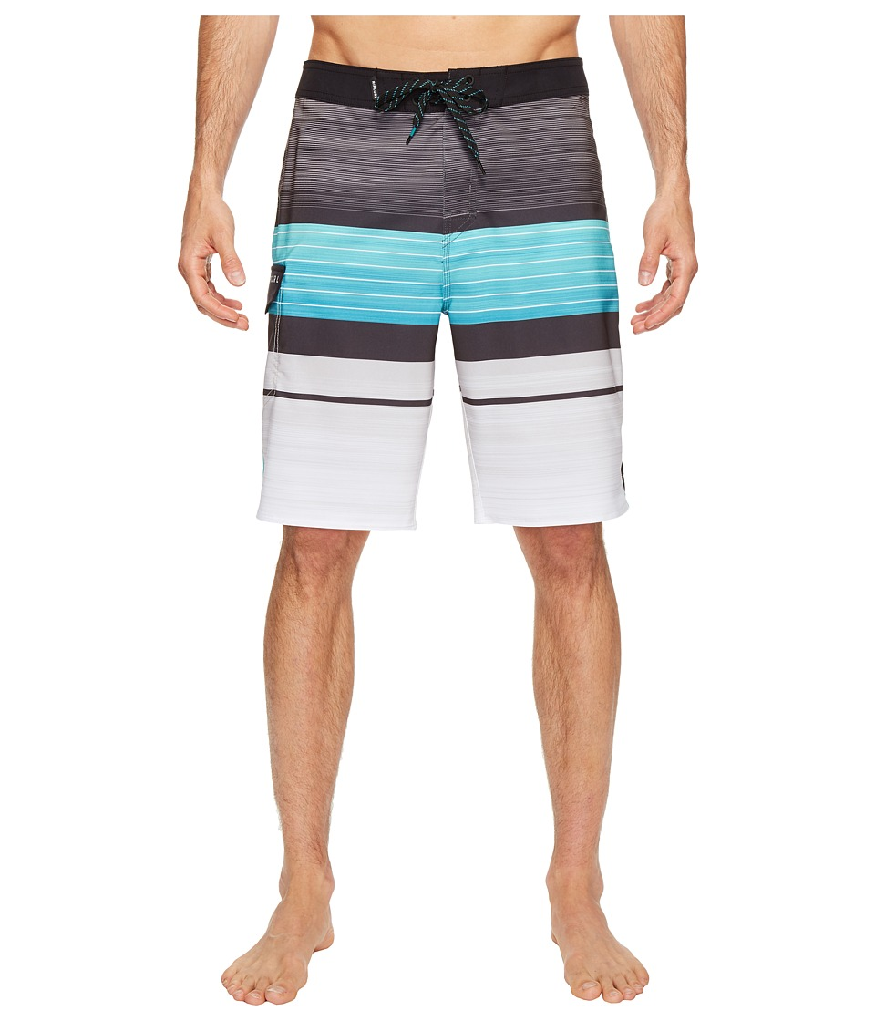Rip Curl - Mirage Overthrow (Black) Men's Swimwear