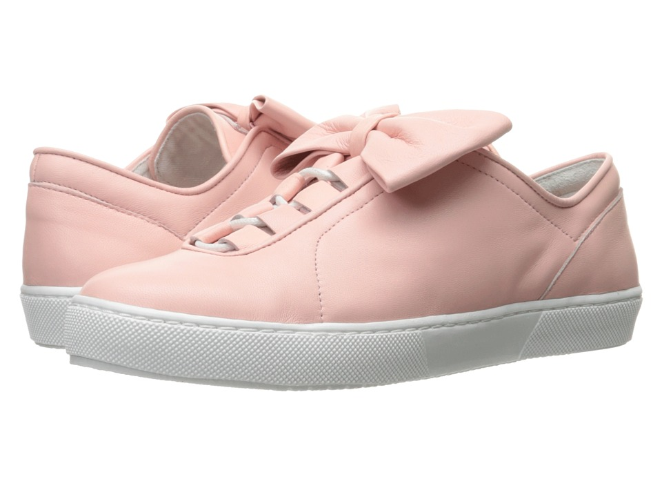 Boutique Moschino - Sneaker with Bow (Pink) Women's Shoes