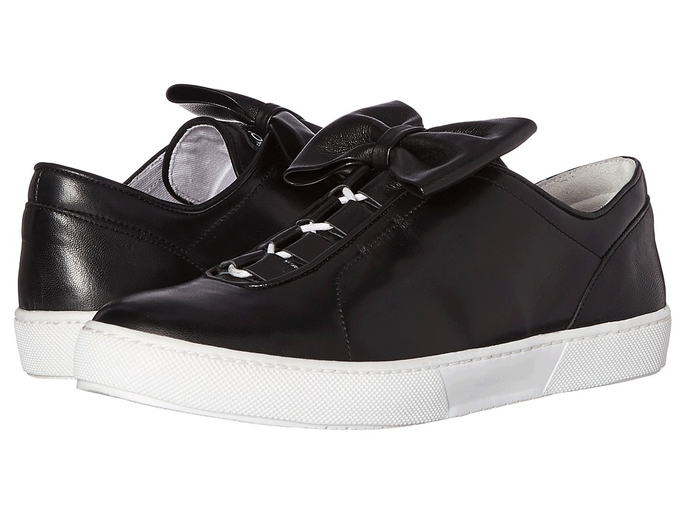 Boutique Moschino - Sneaker with Bow (Black) Women's Shoes