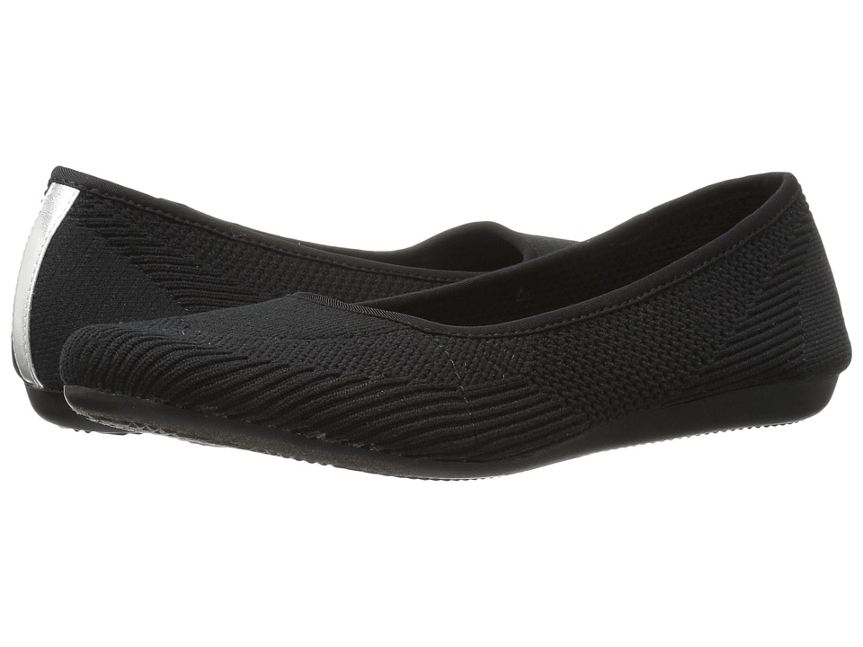 Steven Natural Comfort Beck (Black/Black) Women