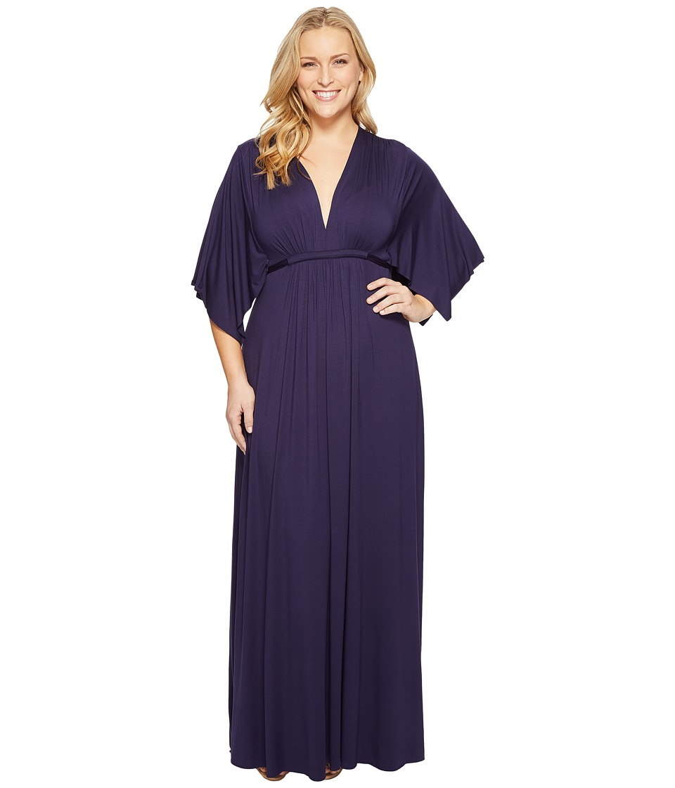 Rachel Pally - Plus Size Long Caftan Dress (Jupiter) Women's Dress