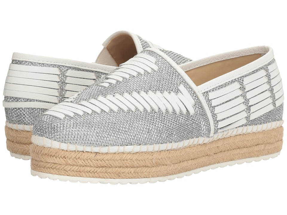 Steven Natural Comfort Charm (White Multi) Women