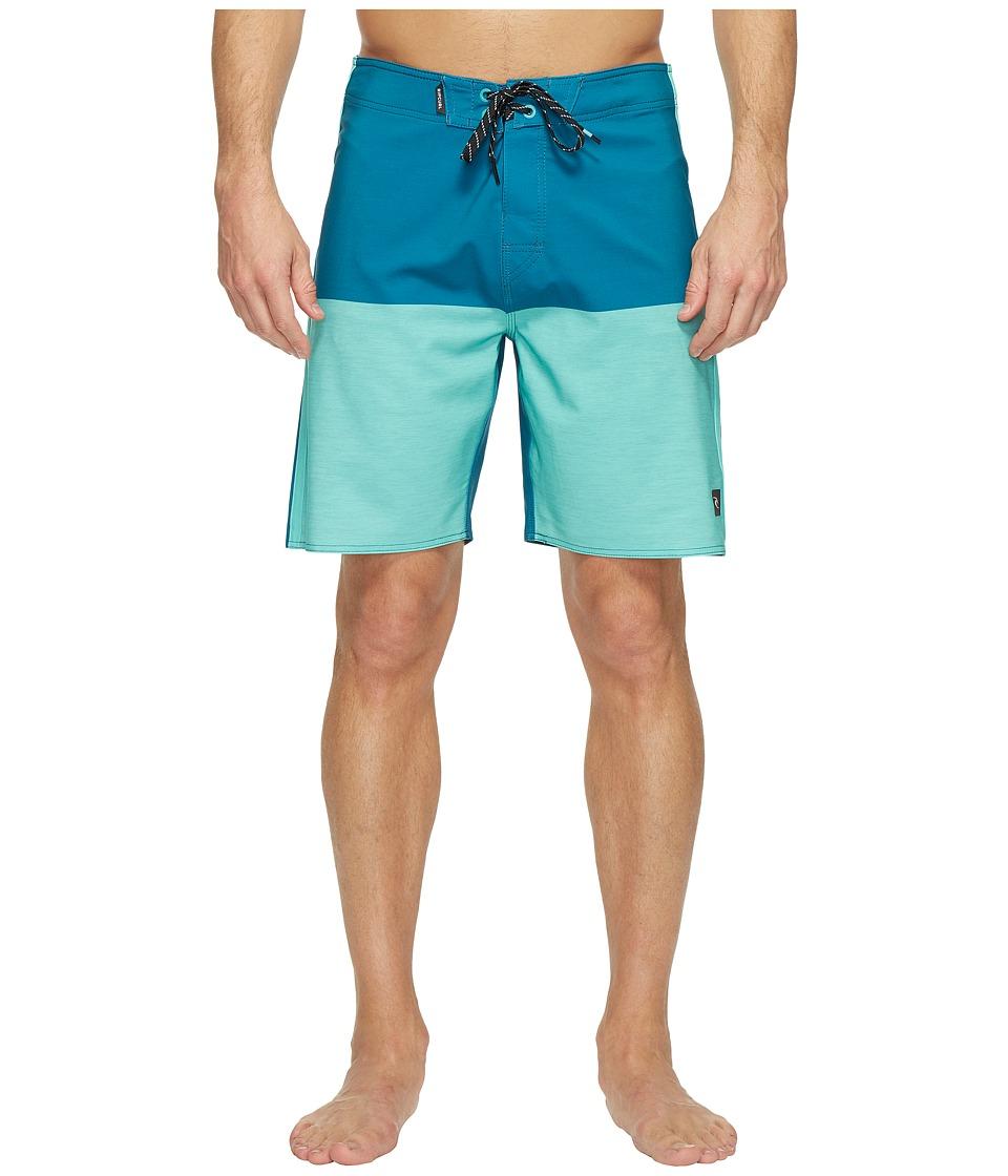 Rip Curl - Mirage Blockade (Teal) Men's Swimwear