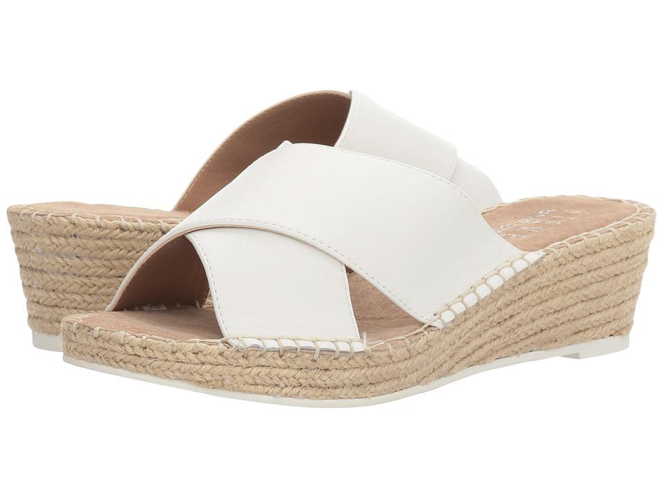 Steven - Natural Comfort - Iva (White) Women's Sandals