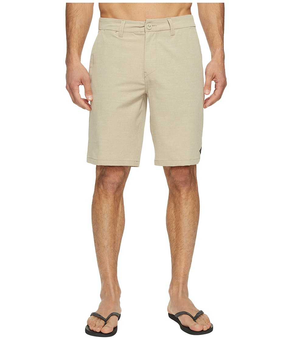 Rip Curl Mirage Jackson Boardwalk Walkshorts (Light Brown (LBN)) Men