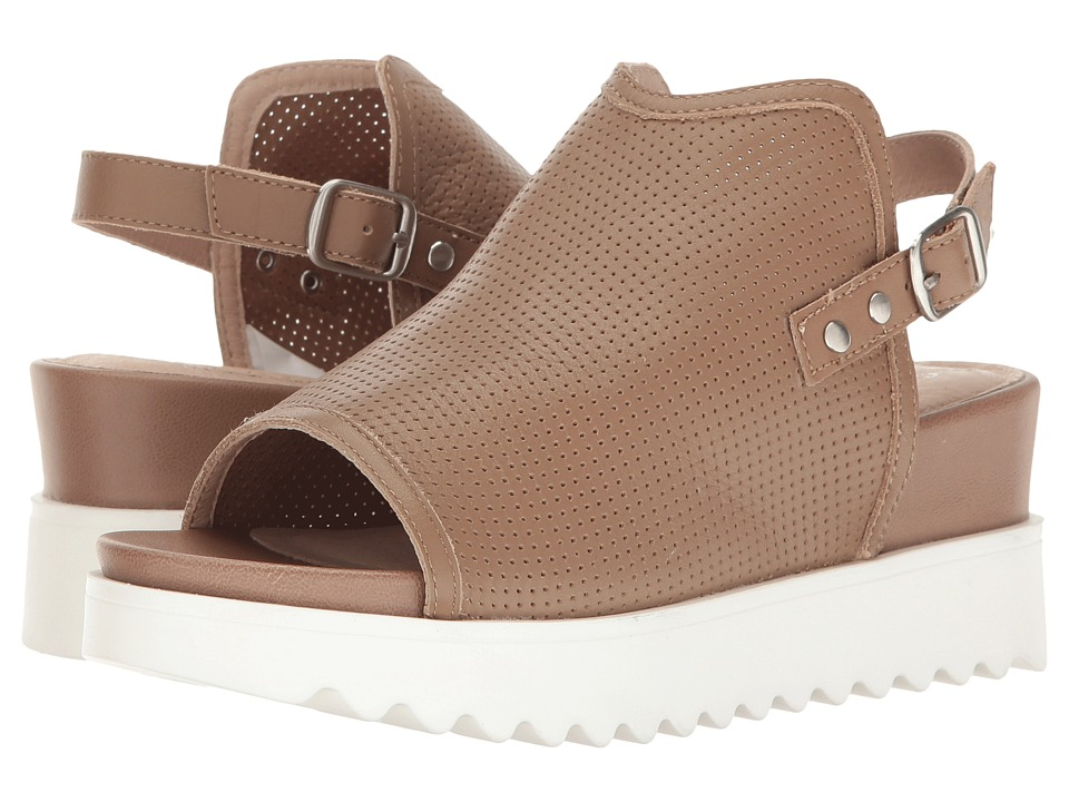 Steven Natural Comfort Kandy (Taupe Leather) Women