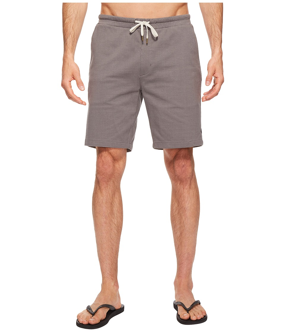 Rip Curl - Boneyard Walkshorts (Charcoal) Men's Shorts