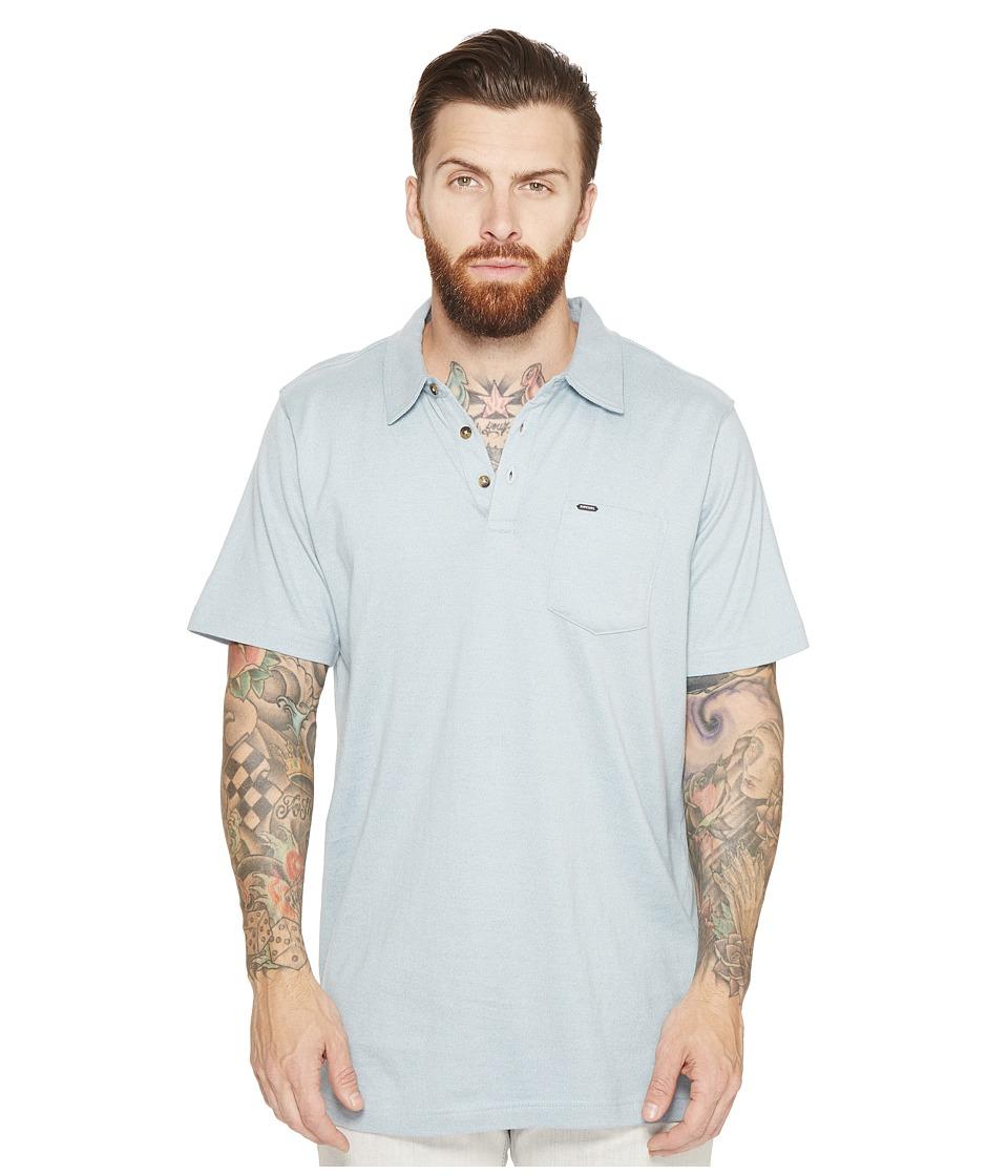 Rip Curl - Murf Polo (Aqua) Men's Clothing