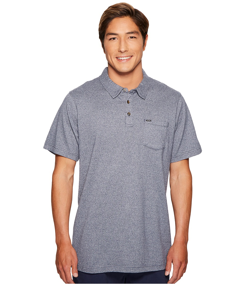 Rip Curl - Murf Polo (Navy) Men's Clothing