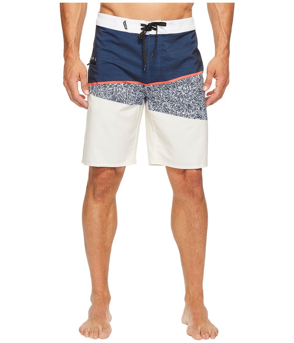 Rip Curl - Mirage Wedge Boardshorts (Khaki) Men's Swimwear