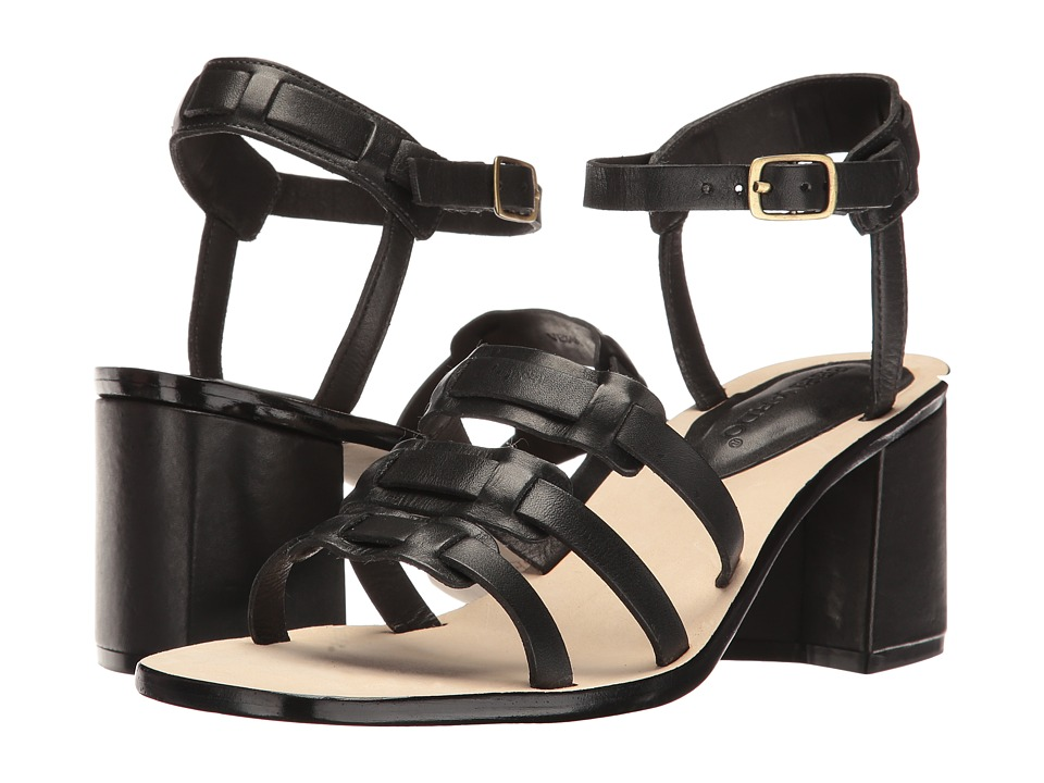 Bernardo - Santina (Black) Women's Sandals