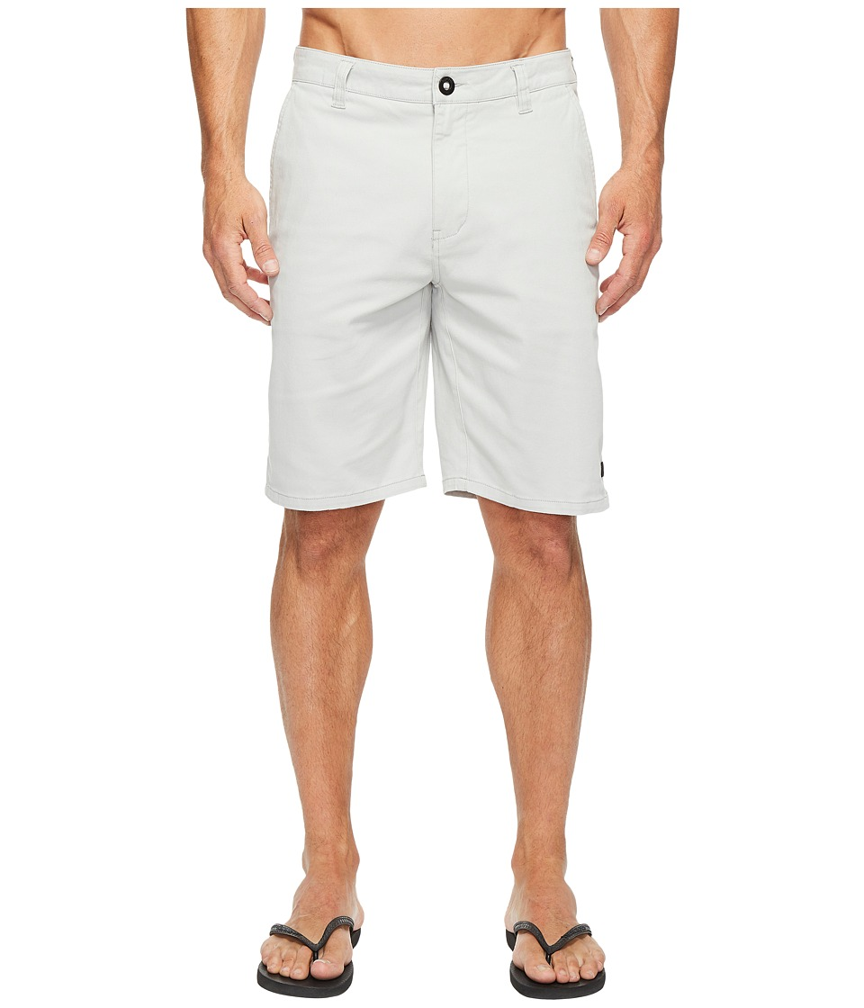 Rip Curl - Epic Stretch Chino Walkshorts (Medium Grey) Men's Shorts