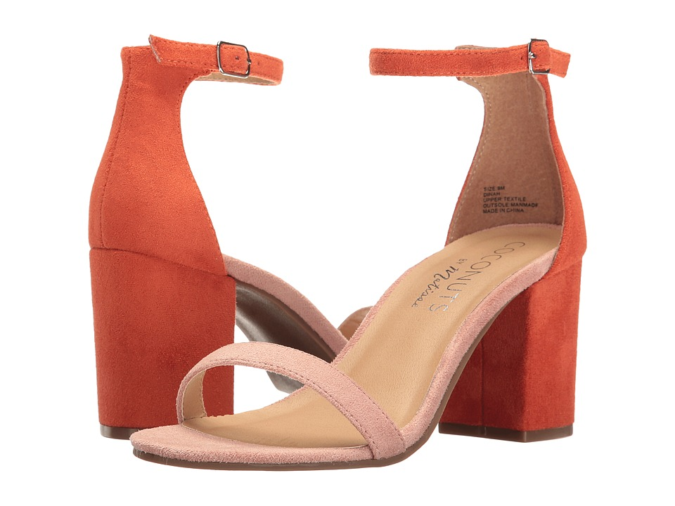 Matisse Coconuts by Matisse Dinah (Coral/Pink) Women