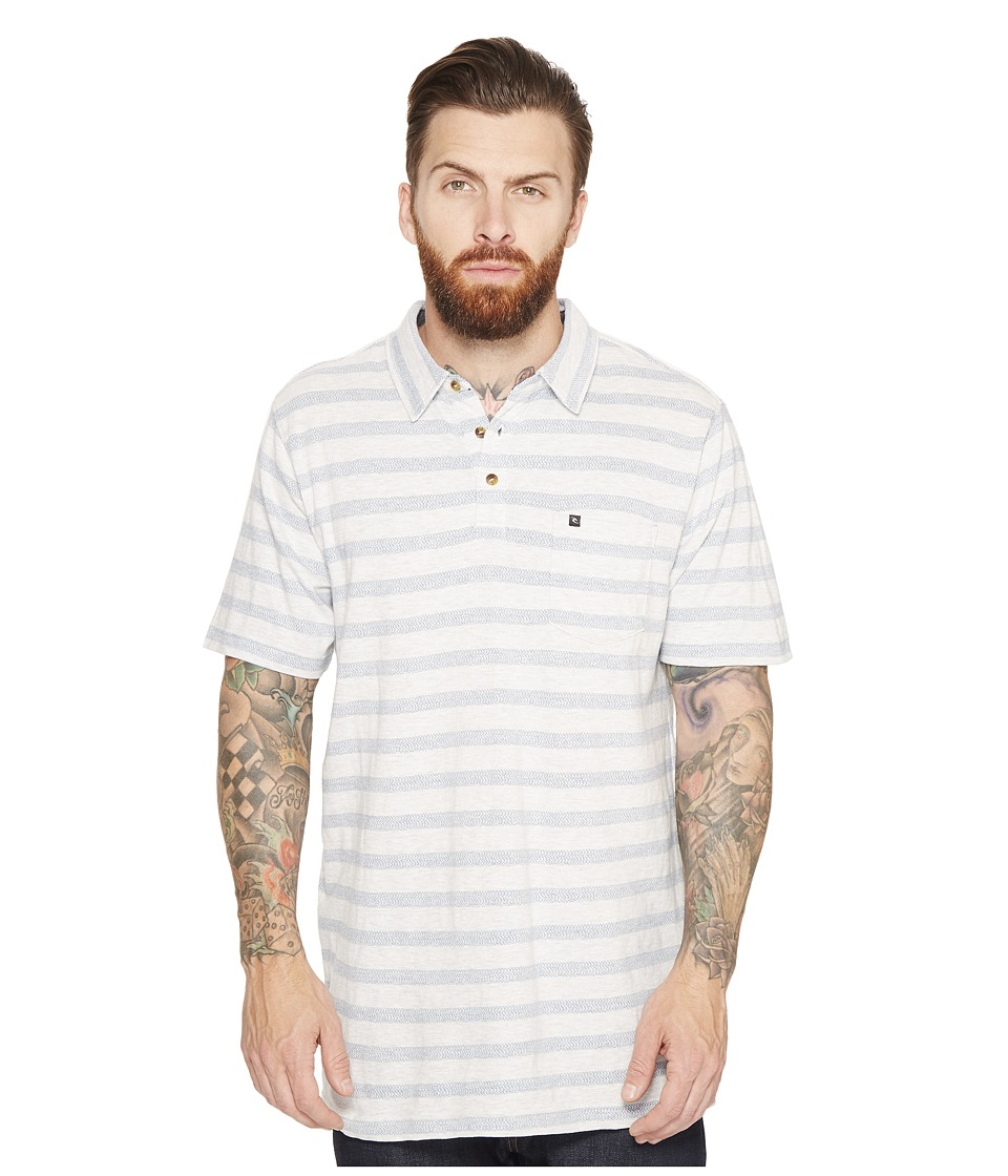 Rip Curl - Piper Polo (Athletic Heather) Men's Clothing
