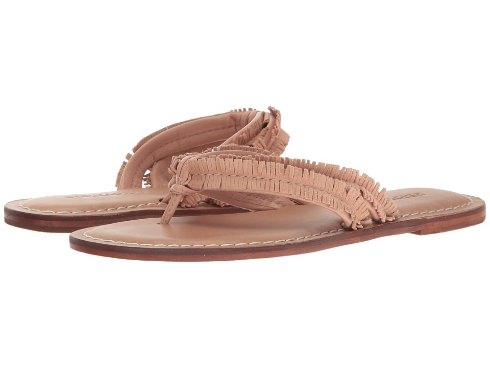 Bernardo - Miami Fringe (Blush) Women's Sandals