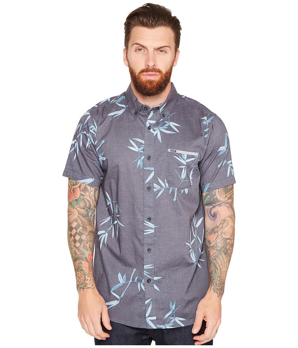 Rip Curl - Samar Short Sleeve Shirt (Navy) Men's Short Sleeve Pullover