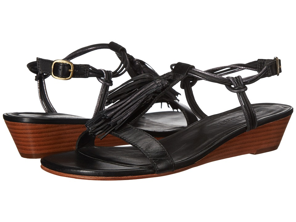 Bernardo - Court (Black) Women's Sandals