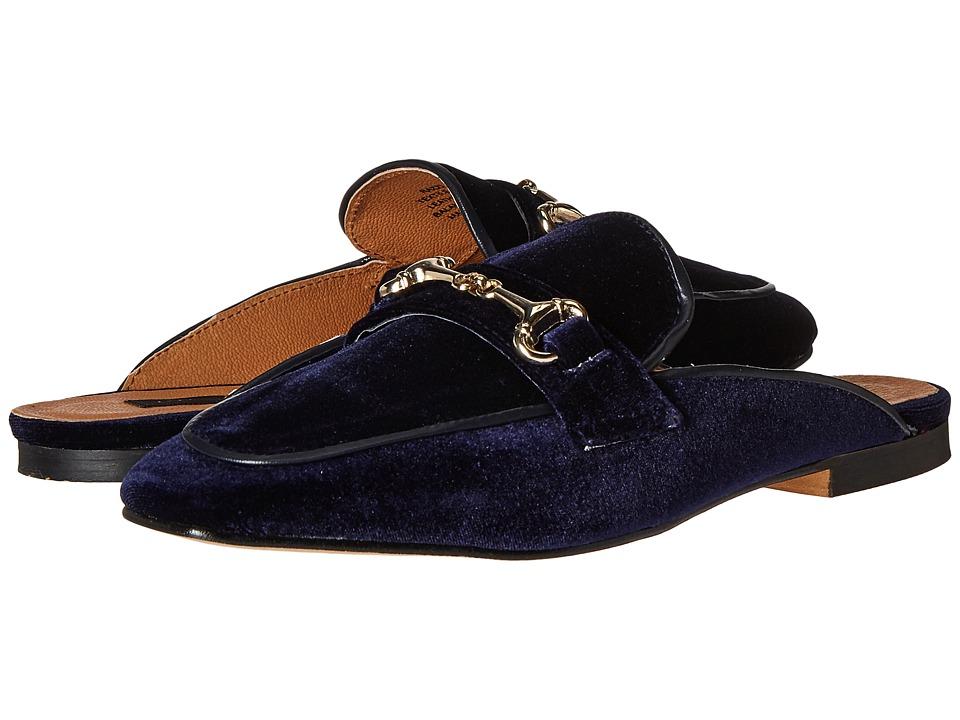 Steven - Razzi (Blue Velvet) Women's Shoes