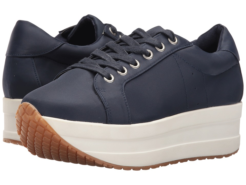 Steven - Barb (Navy) Women's Shoes