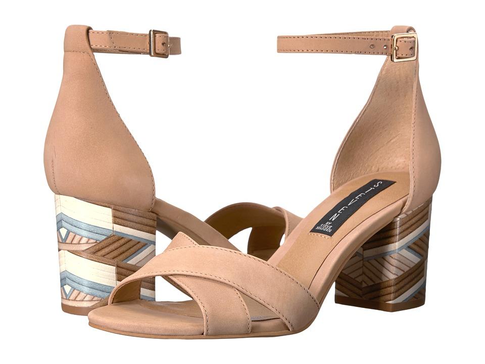 Steven - Voomme-S (Tan Nubuck) Women's Shoes