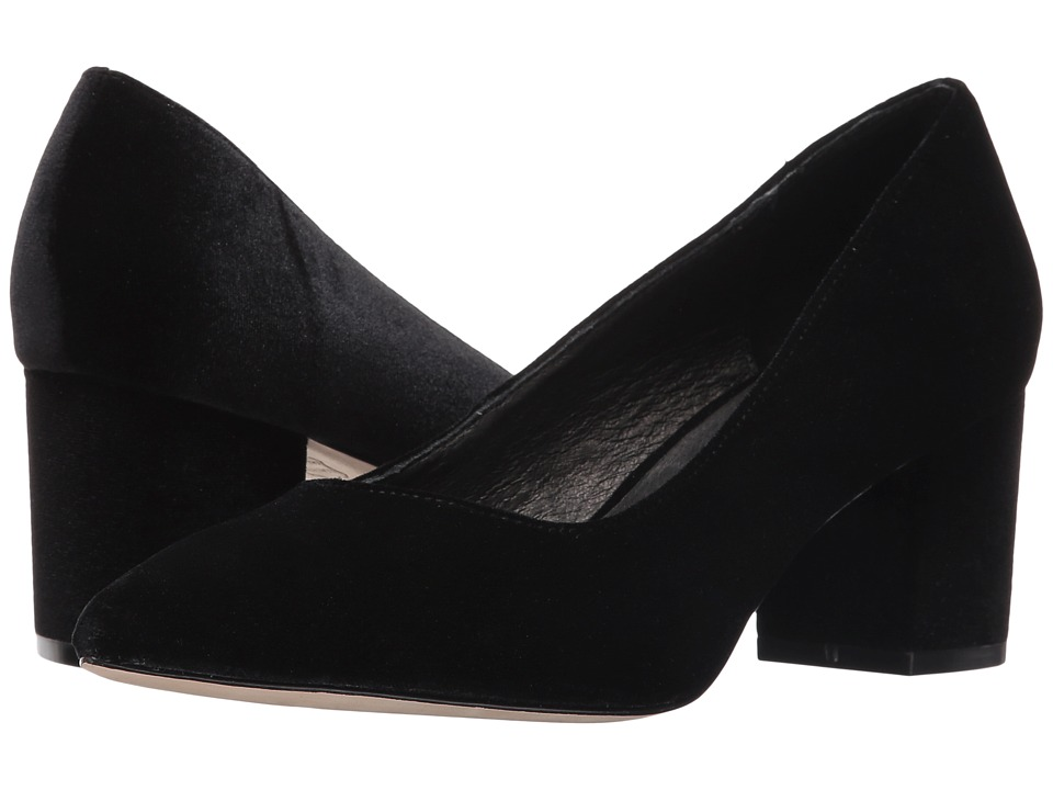 Steven - Bambu (Black Velvet) Women's Shoes