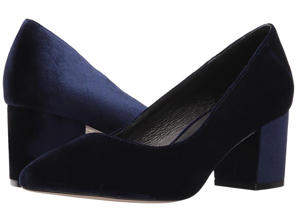 Steven - Bambu (Blue Velvet) Women's Shoes