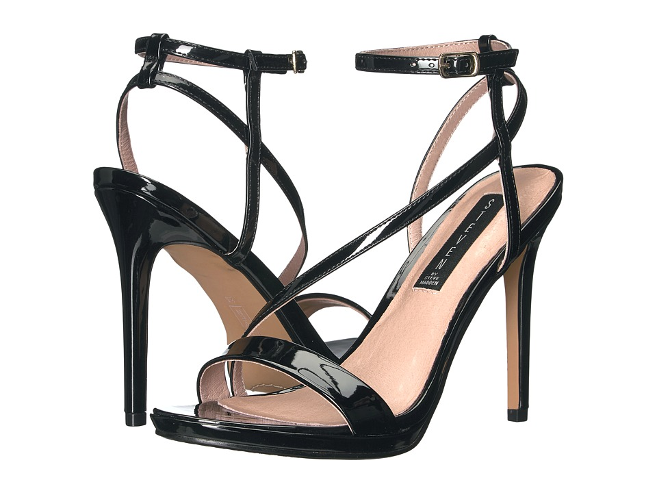 Steven - Rees (Black Patent) High Heels