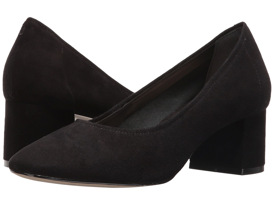 Steven - Tour (Black Suede) Women's Shoes