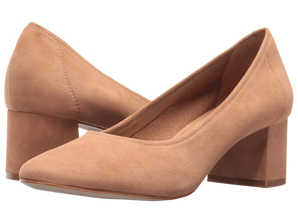 Steven - Tour (Camel Suede) Women's Shoes