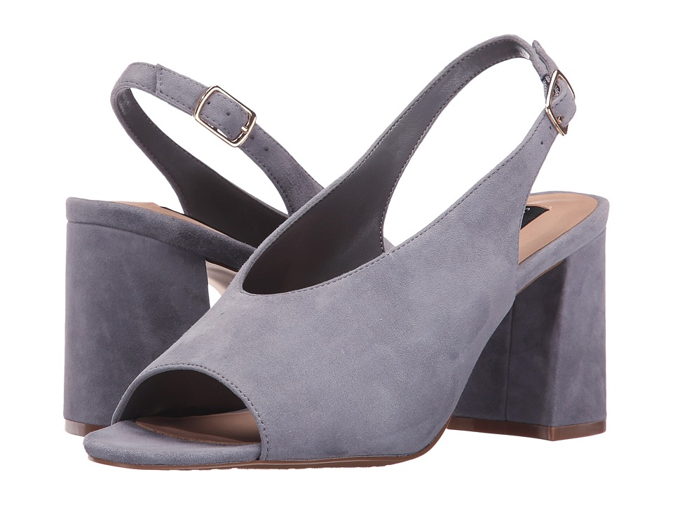 Steven - Futures (Blue Suede) Women's Shoes