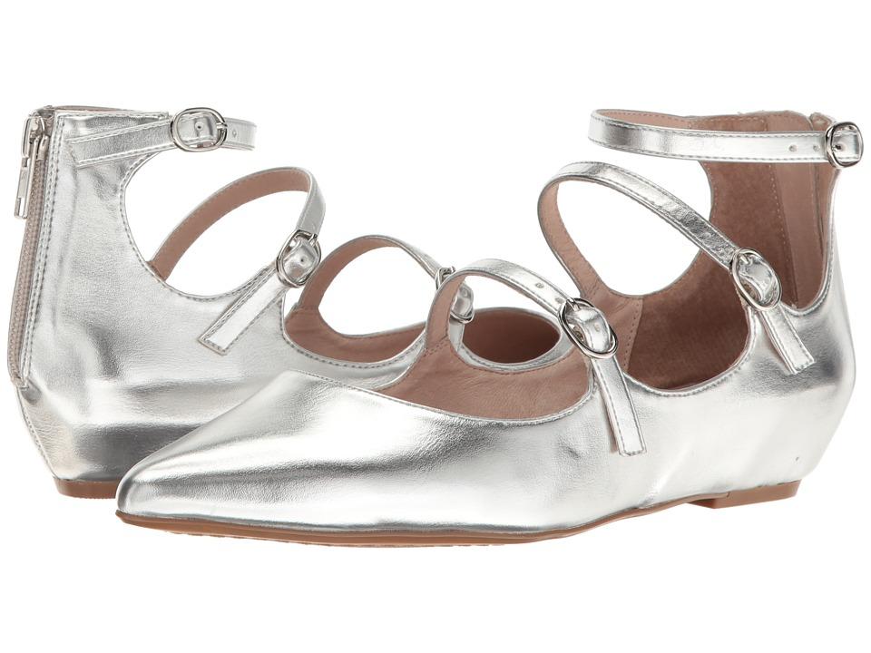 Steven - Gantry (Silver) Women's Shoes