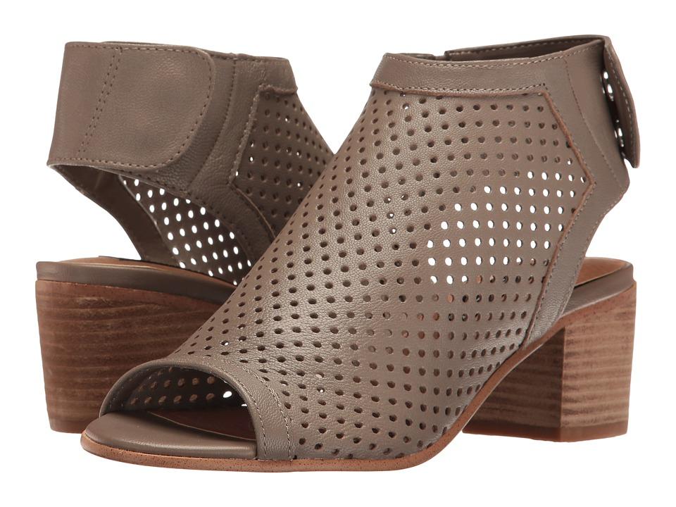 Steven - Sambar (Grey Leather) High Heels