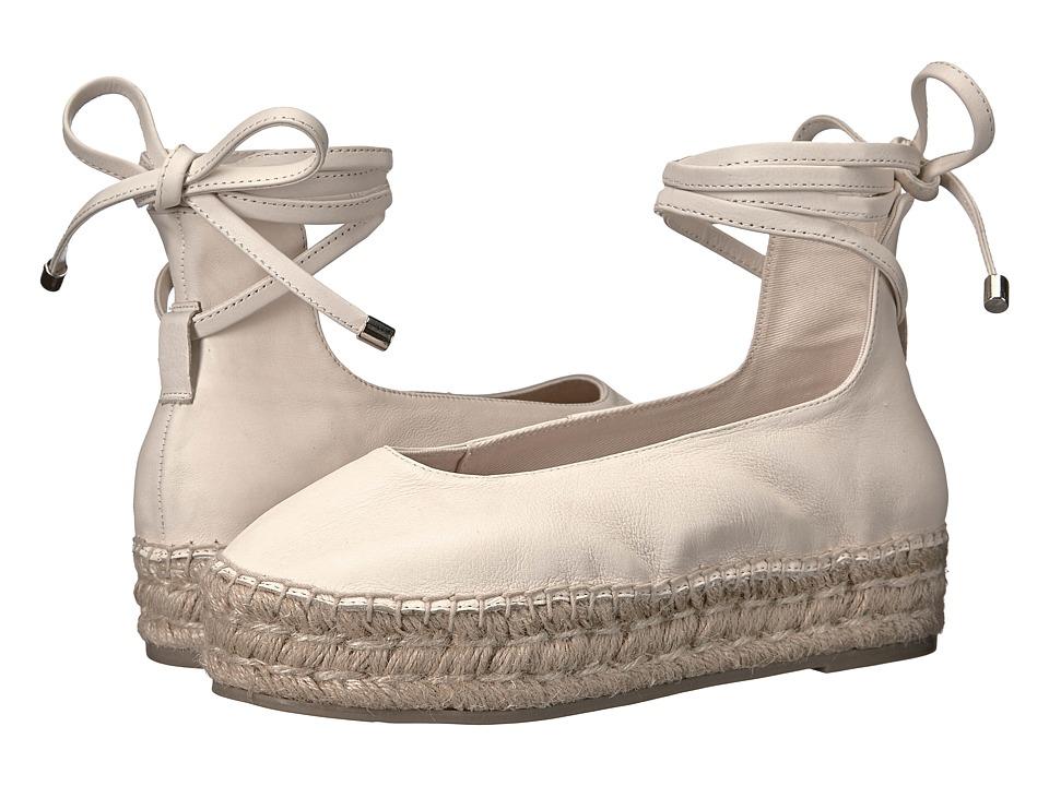 Steven - Prue (Cream Leather) Women's Shoes