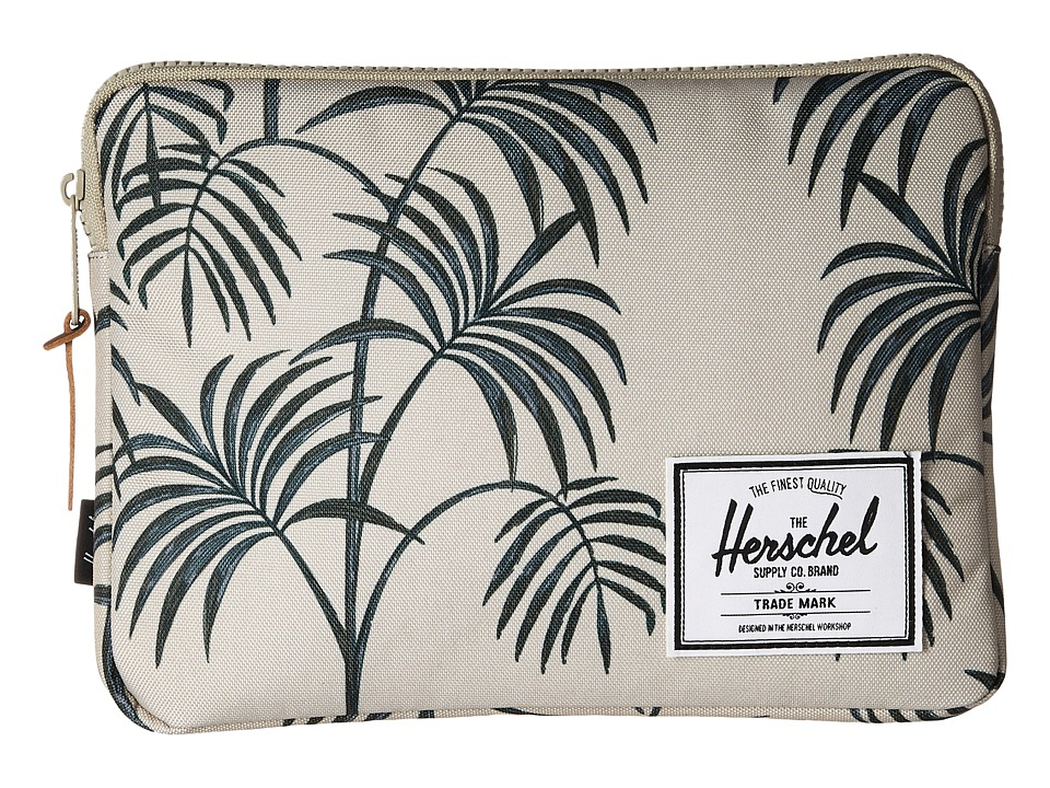 Herschel Supply Co. - Anchor Sleeve for iPad Air (Pelican Palm) Computer Bags