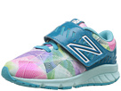 New Balance Kids - Electric Rainbow 200 HL (Little Kid)