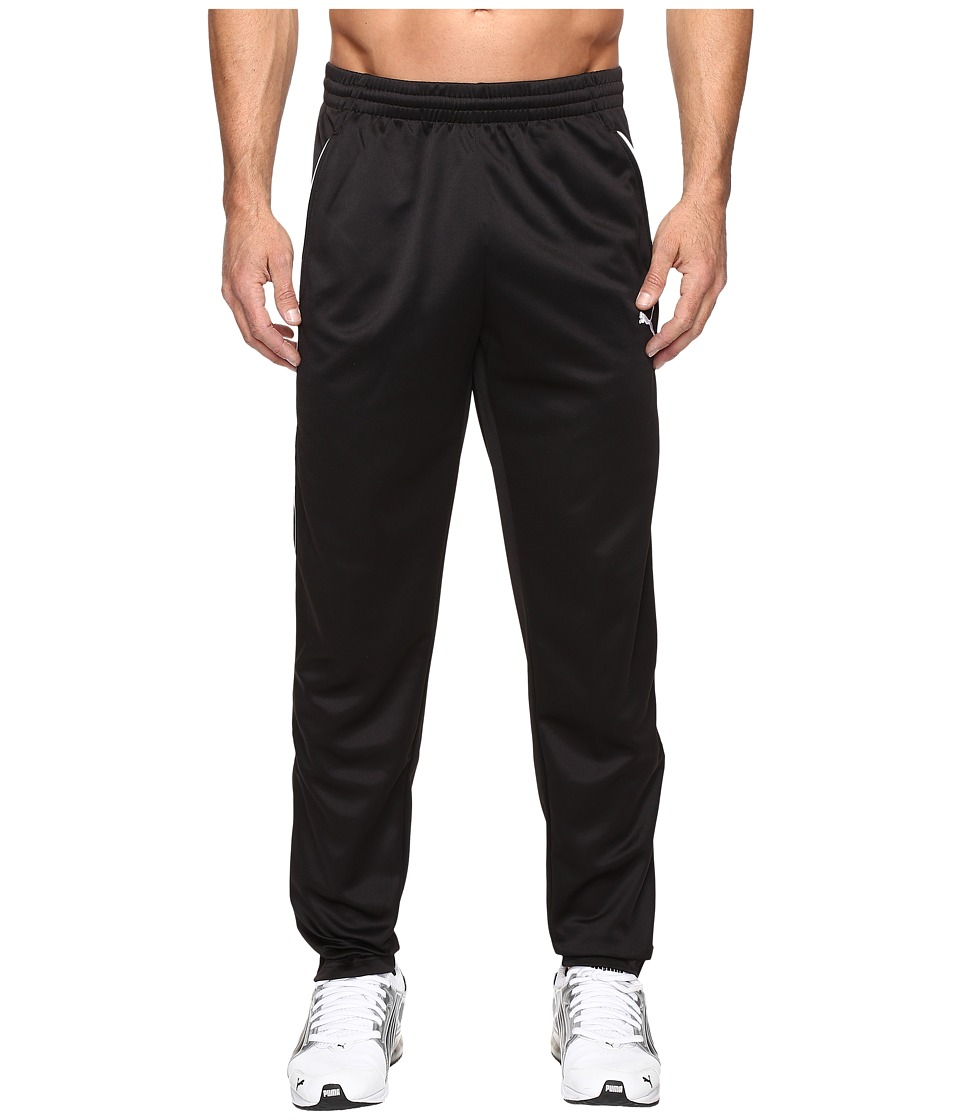 PUMA - v5.08 Training Pants USA (Black/White) Men's Workout