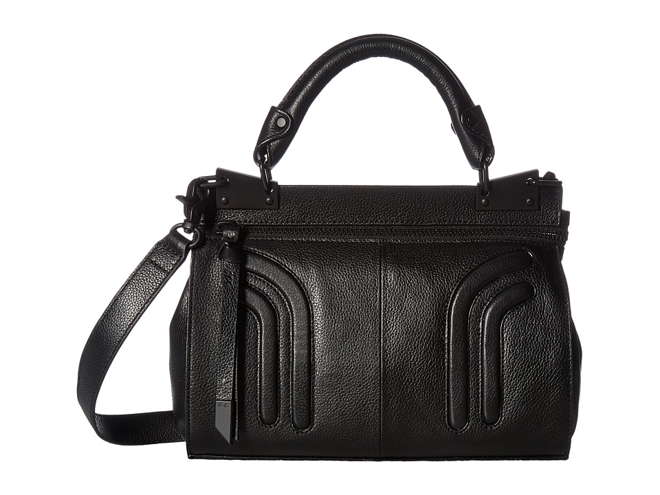 Foley & Corinna - Stephi Mini Messenger (Black) Messenger Bags