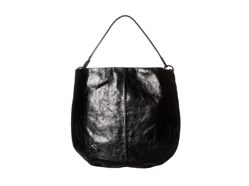 Foley & Corinna - Violetta Hobo (Black) Hobo Handbags