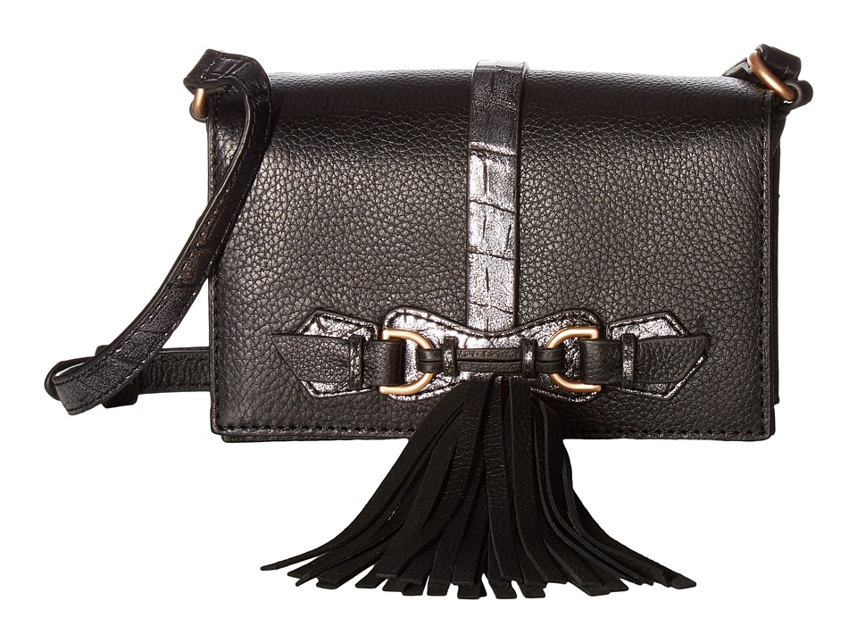 Foley & Corinna - Bo Crossbody (Black 2) Cross Body Handbags