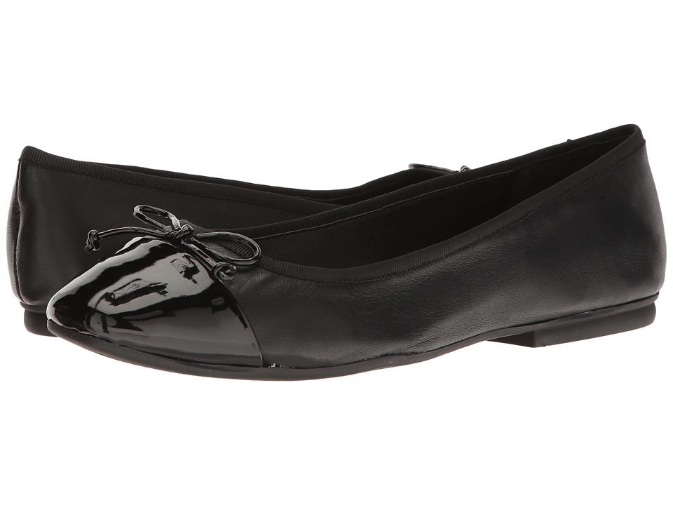 Tahari - Intel (Black Nappa/Patent) Women's Shoes