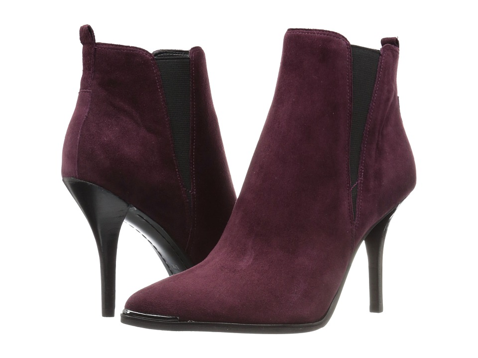 Marc Fisher LTD - Vilma (Dark Burgundy) Women's Shoes