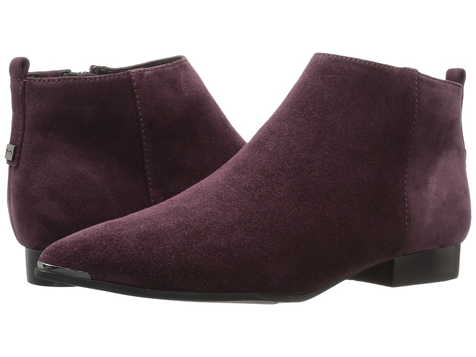 Marc Fisher LTD - Hilary (Dark Burgundy) Women's Shoes