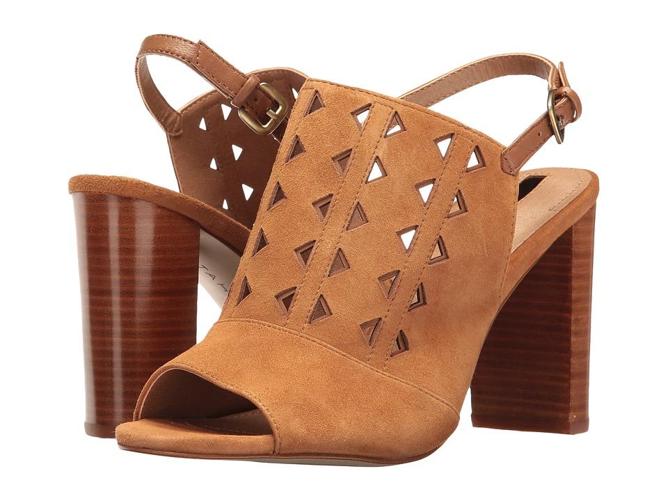 Tahari - Marvel (Maple Suede/Nappa) Women's Shoes