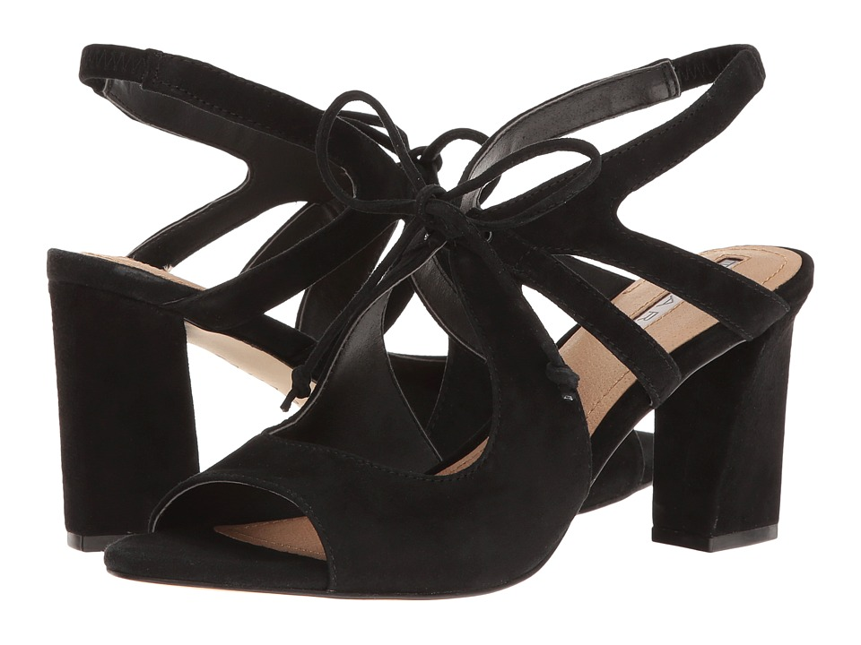 Tahari - Night (Black Suede) High Heels