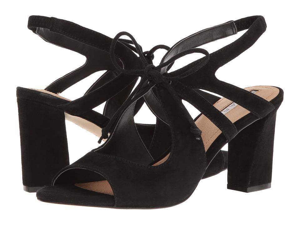 Tahari - Night (Black Suede) High Heels