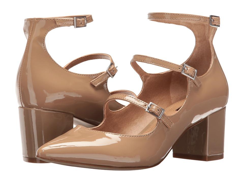 Tahari - Rave (Fawn Patent) High Heels