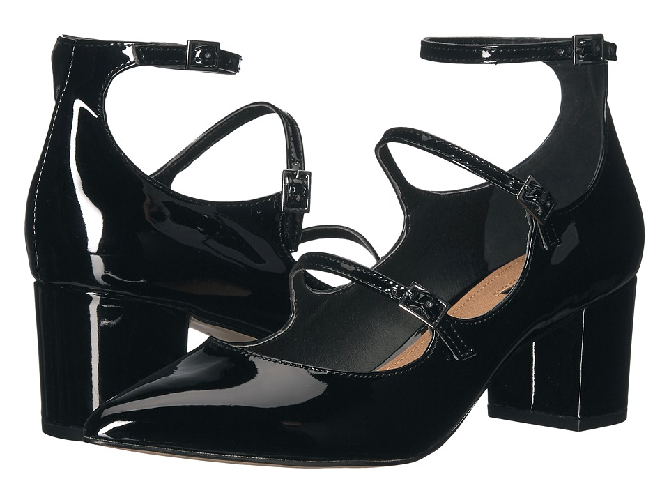 Tahari - Rave (Black Patent) High Heels