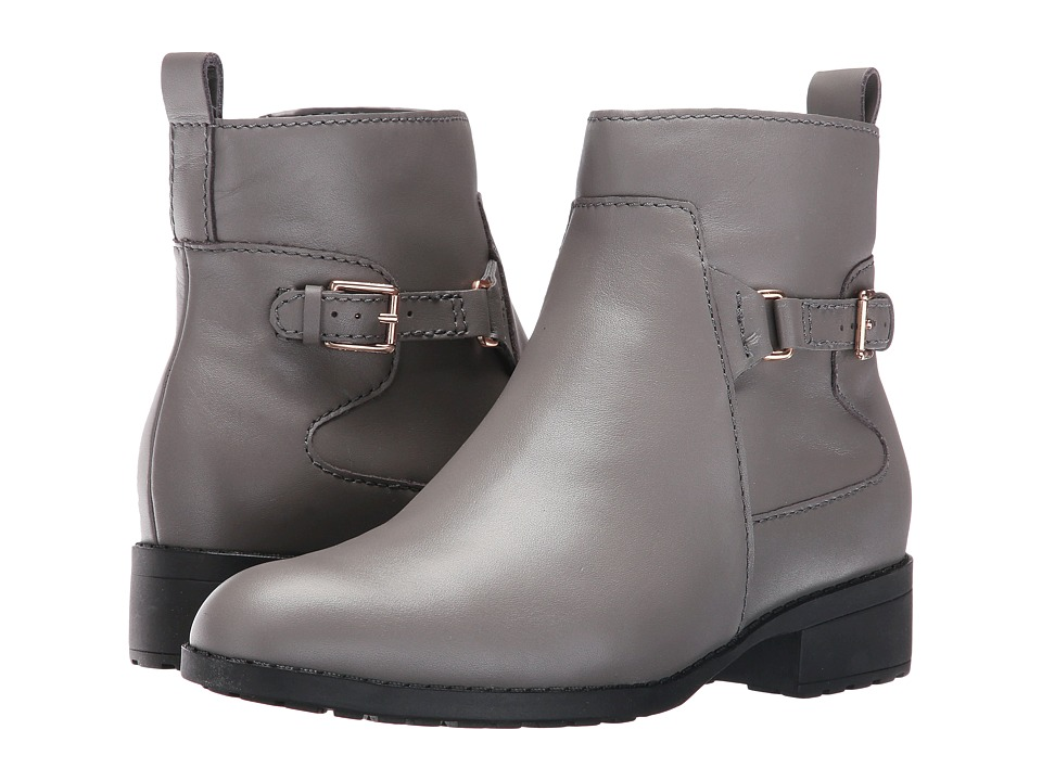 Cole Haan - Evren Waterproof Bootie (Stormcloud) Women's Waterproof Boots