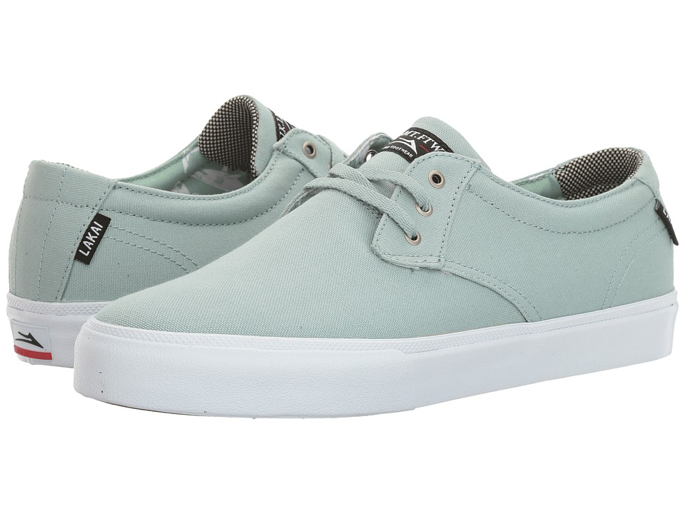 Lakai - Daly (Lichen Green Canvas) Men's Shoes