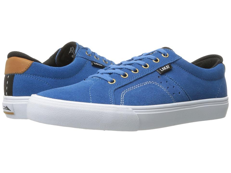 Lakai - Flaco (Blue Suede) Men's Skate Shoes